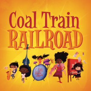 Coal Train Railroad Cover 1