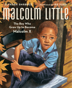 Malcolm Little Cover