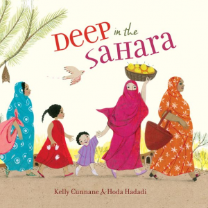 Deep in the Sahara Cover